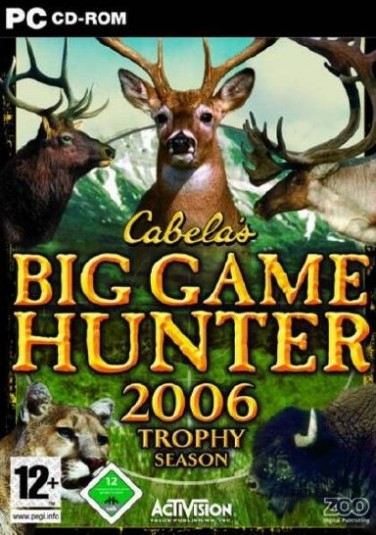 Cabela's Big Game Hunter 2006 Free Download