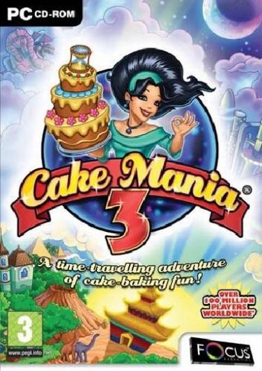 Cake Mania 3 Free Download