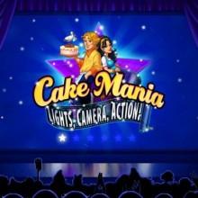 Cake Mania: Lights, Camera, Action! Game Free Download