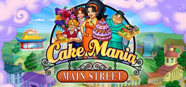 Cake Mania Main Street Free Download