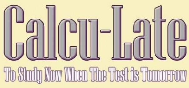 Calcu-Late Free Download