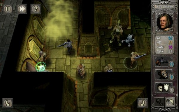 Call of Cthulhu: The Wasted Land PC Crack