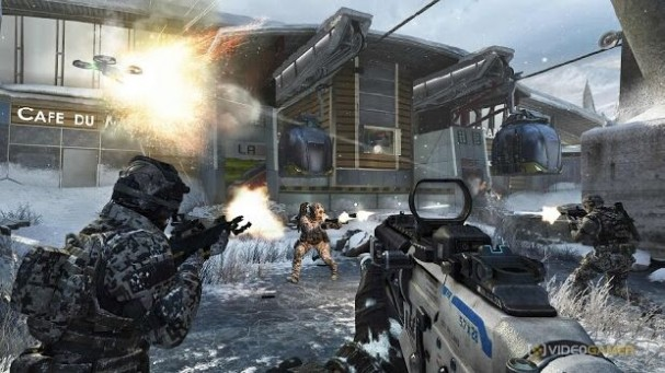 Call of Duty Black Ops II PC Crack