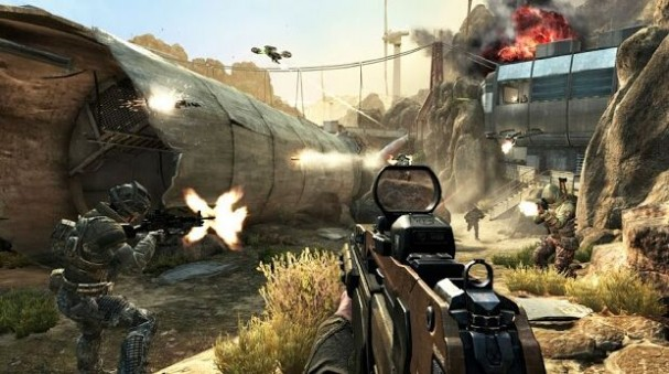Call of Duty Black Ops II Torrent Download