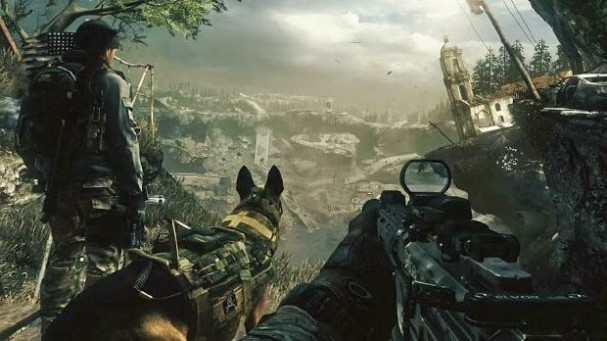 Call of Duty: Ghosts Torrent Download