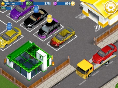 Car Mechanic Manager PC Crack