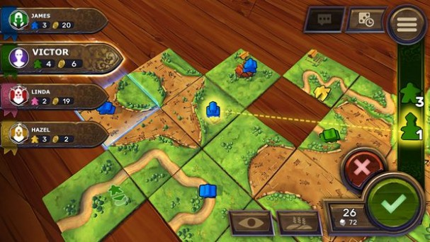 Carcassonne Tiles & Tactics Torrent Download