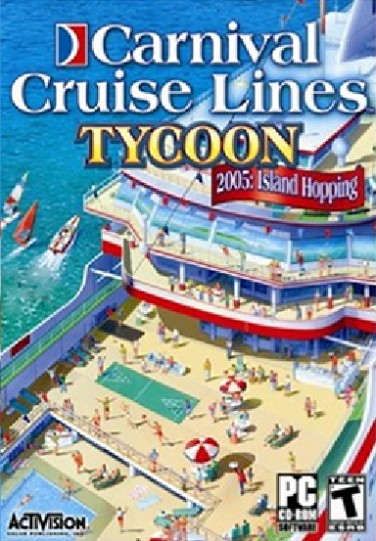 Carnival Cruise Line Tycoon 2005: Island Hopping Free Download