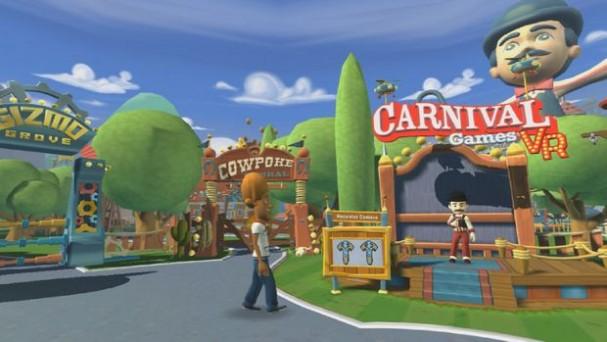 Carnival Games VR PC Crack