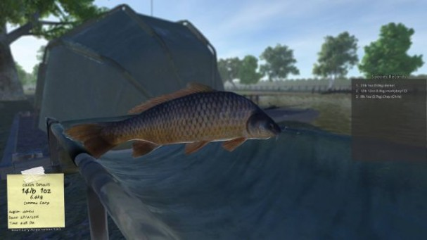 Carp Fishing Simulator Torrent Download