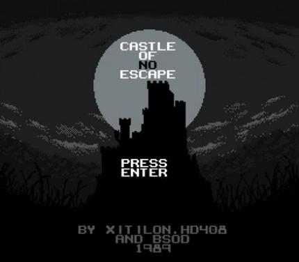 Castle of no Escape PC Crack