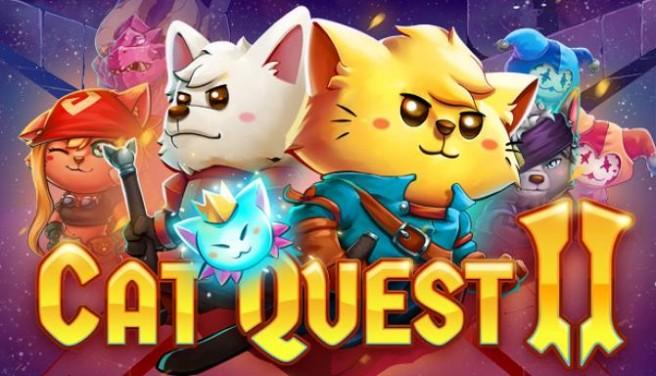 Cat Quest II Free Download