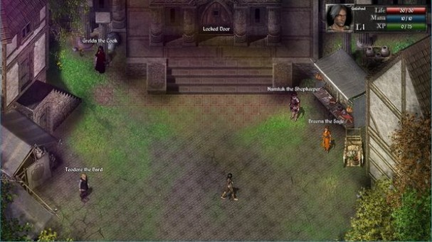 Catacombs 1: Demon War PC Crack