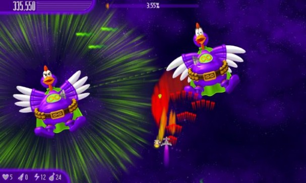 Chicken Invaders 4 Torrent Download