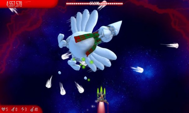 Chicken Invaders 5 - Christmas Edition Torrent Download