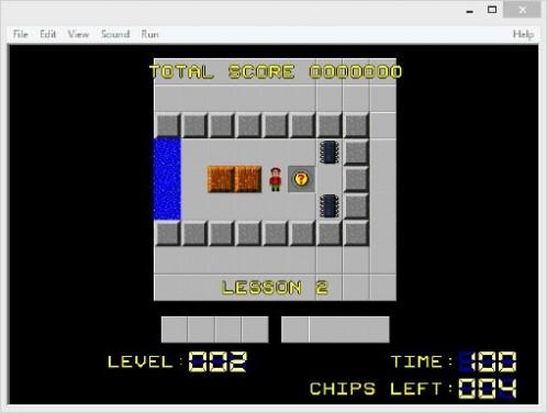 Chip's Challenge 1 PC Crack