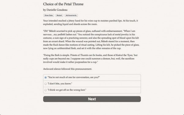 Choice of the Petal Throne PC Crack