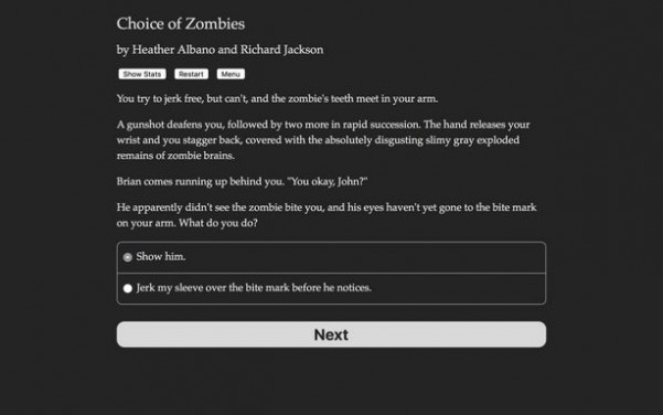 Choice of Zombies PC Crack