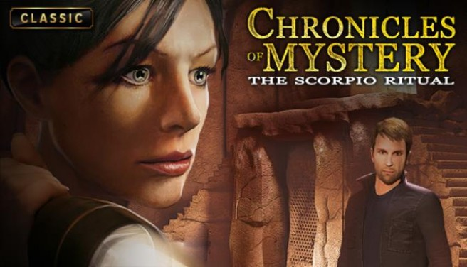 Chronicles of Mystery: The Scorpio Ritual Free Download