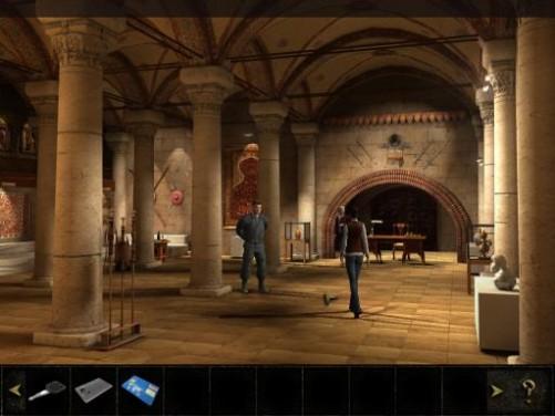 Chronicles of Mystery: The Scorpio Ritual PC Crack