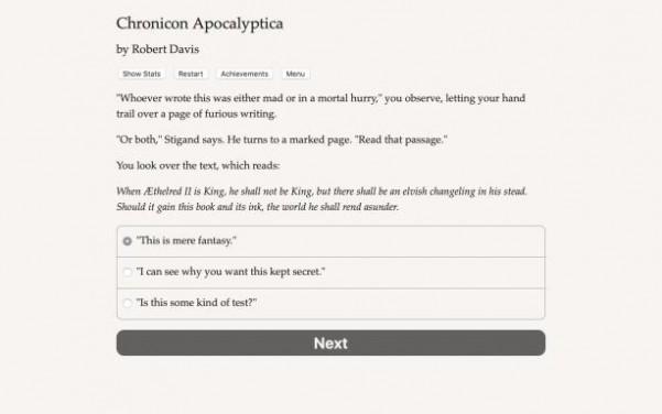 Chronicon Apocalyptica Torrent Download