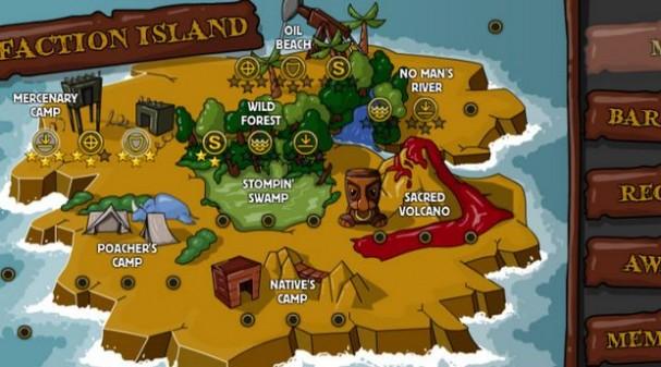 City Siege: Faction Island Torrent Download