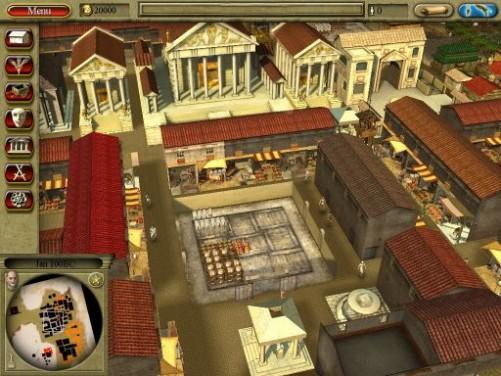 CivCity: Rome PC Crack