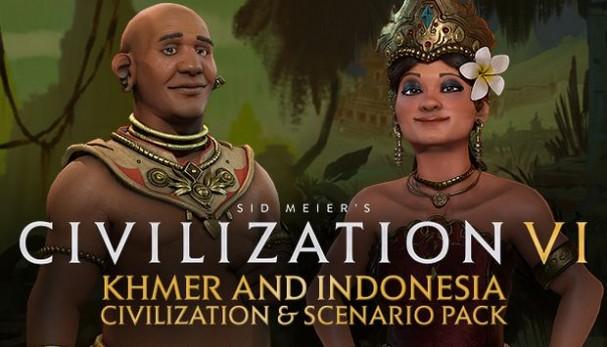 Civilization VI - Khmer and Indonesia Civilization & Scenario Pack Free Download