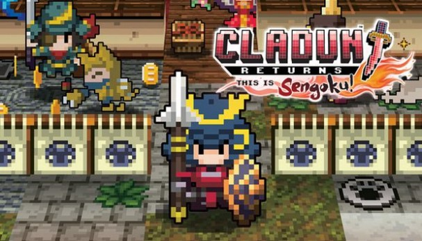 Cladun Returns: This Is Sengoku! Free Download