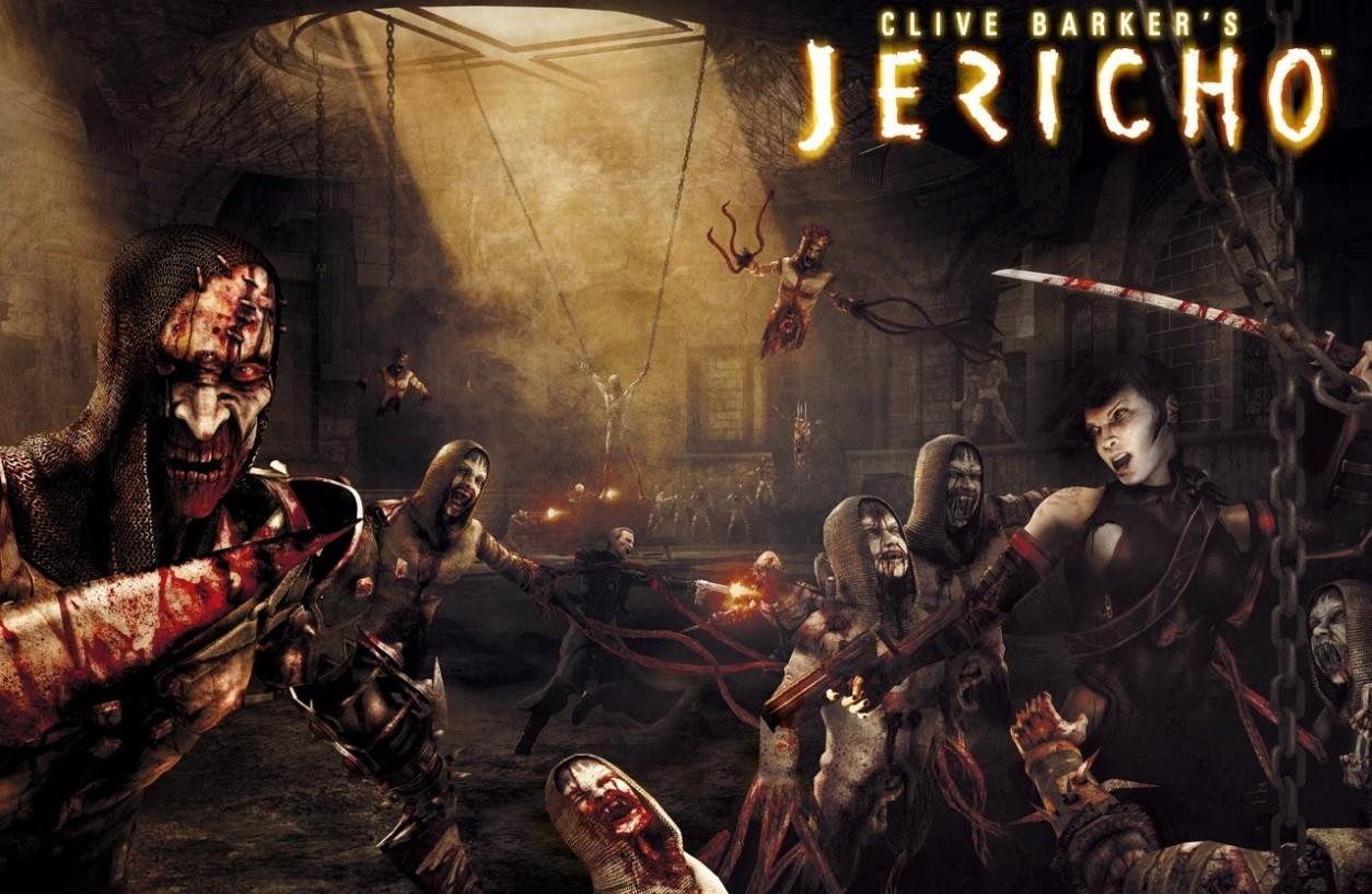 Image result for Clive Barker's Jericho game