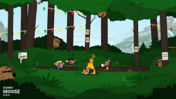 Clumsy Moose Season Torrent Download