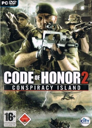 Code of Honor 2: Conspiracy Island Free Download