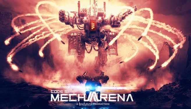 Code51:Mecha Arena Free Download