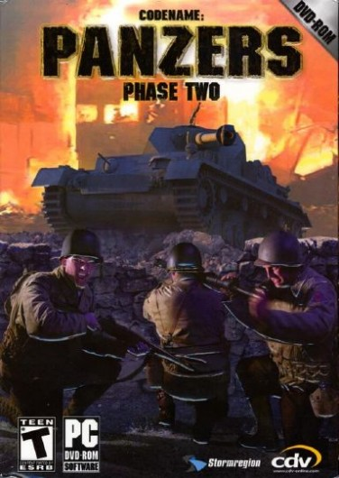 Codename Panzers Phase Two Free Download