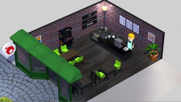 Coffee Shop Tycoon PC Crack