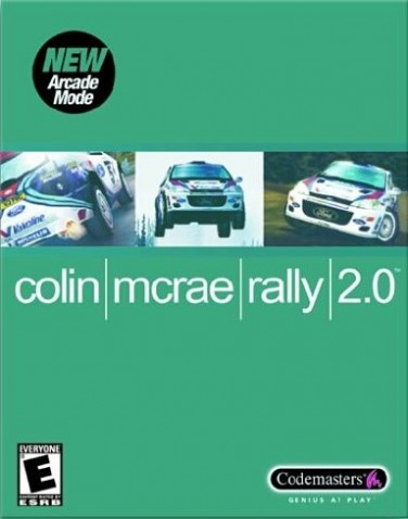 Colin McRae Rally 2 Free Download