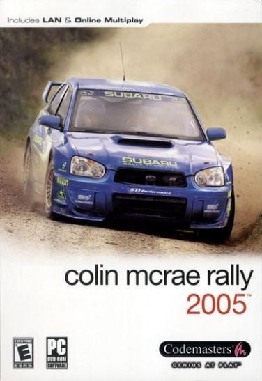 Colin McRae Rally 2005 Free Download