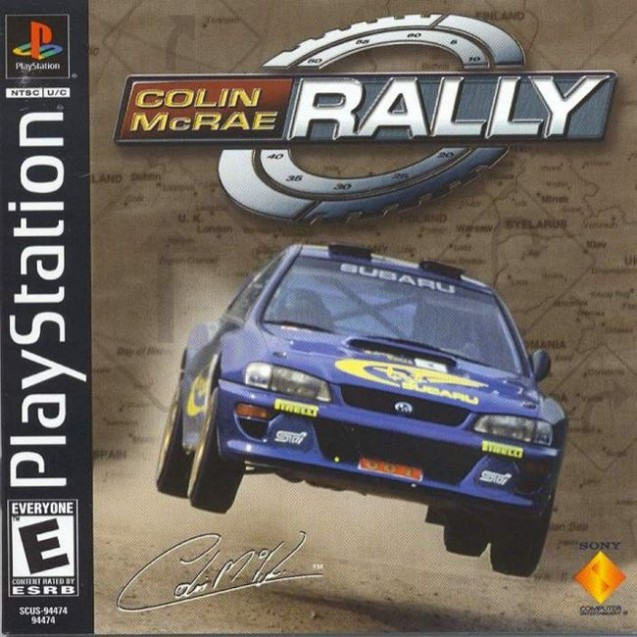 Image result for Colin McRae Rally
