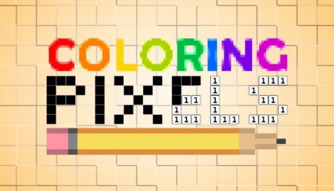 Coloring Pixels Free Download
