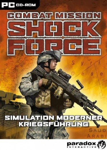 Combat Mission: Shock Force Free Download