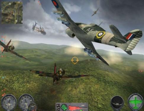 Combat Wings: Battle of Britain PC Crack