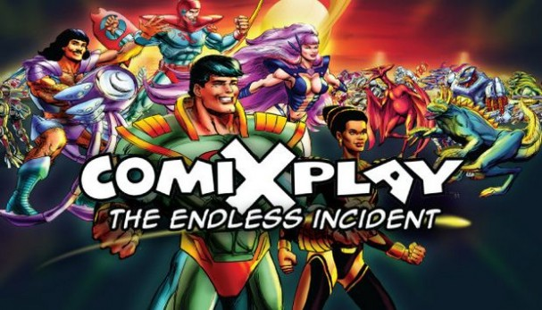 ComixPlay #1: The Endless Incident Free Download
