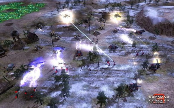 Command & Conquer 3: Kane's Wrath Torrent Download