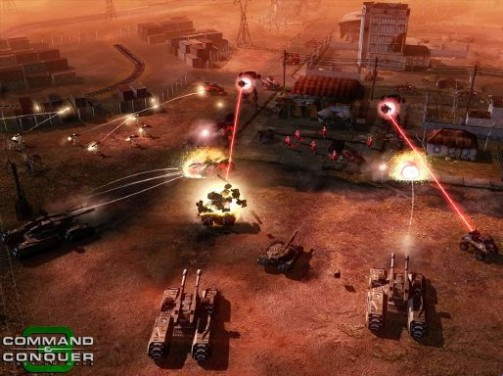 Command & Conquer 3: Tiberium Wars PC Crack