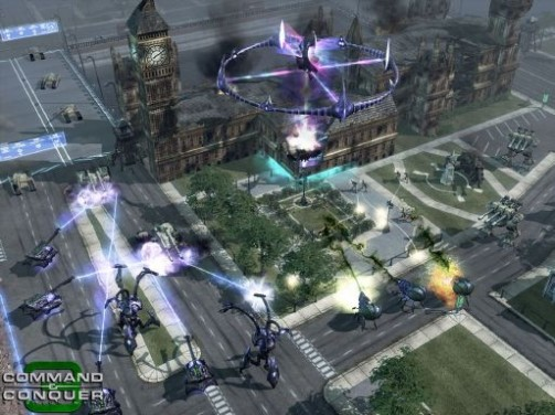 Command & Conquer 3: Tiberium Wars Torrent Download