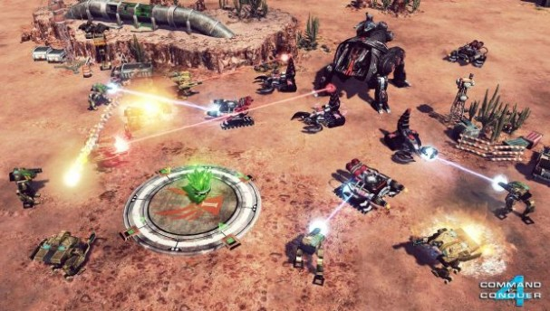 Command & Conquer 4: Tiberian Twilight PC Crack