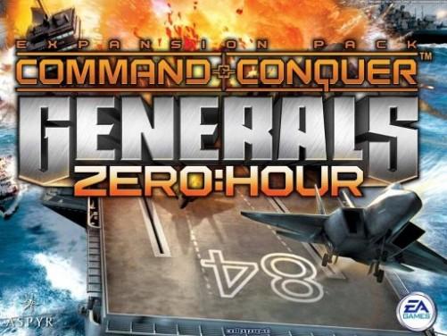 Command & Conquer: Generals Zero Hour Free Download