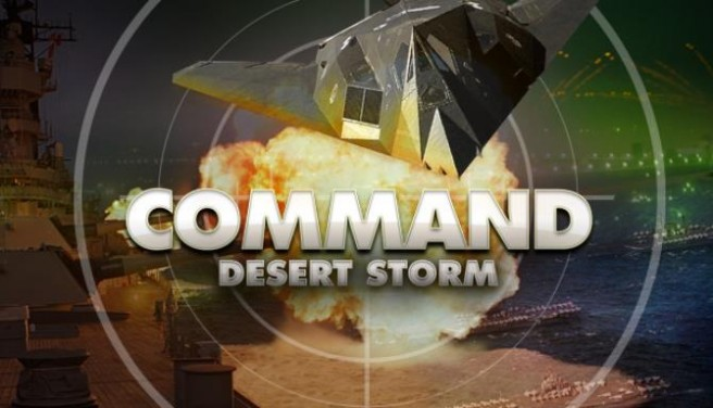 Command: Desert Storm Free Download