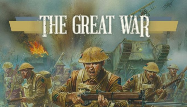Commands & Colors: The Great War Free Download