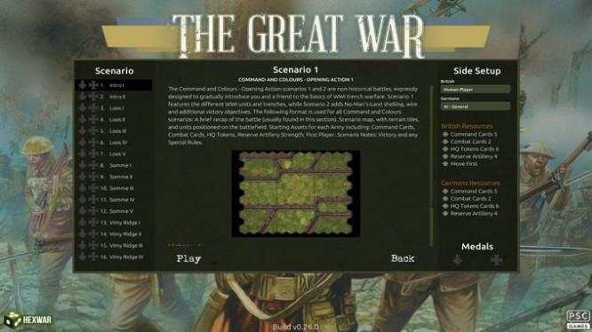 Commands & Colors: The Great War PC Crack